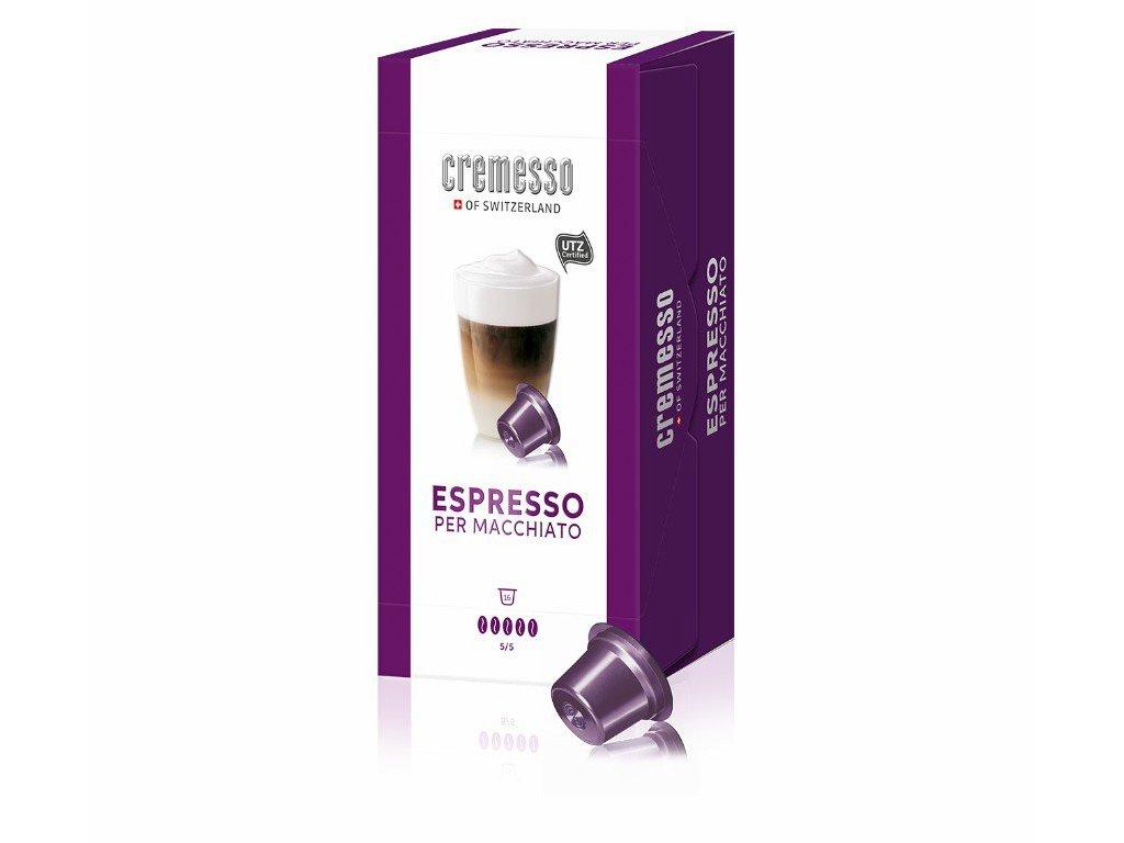 CREMESSO Espresso per Macchiato 16ks