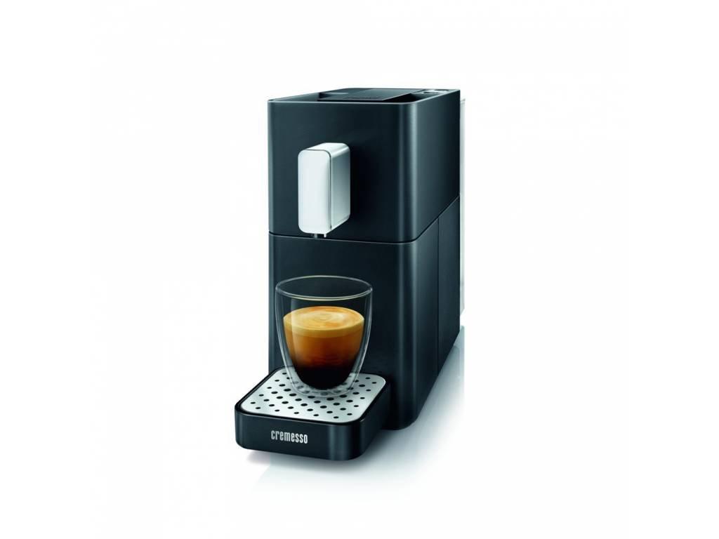 Kávovar Cremesso Easy Midnight black