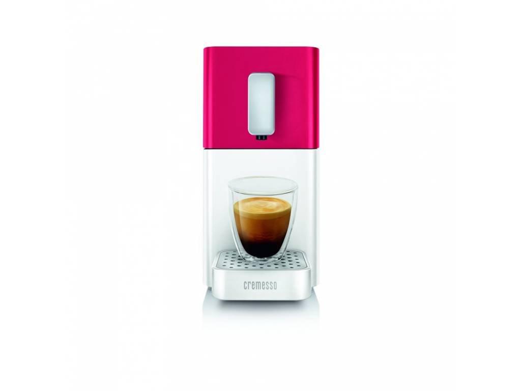 Kávovar Cremesso EASY Heart Red/ Shell white