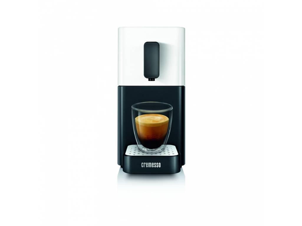Kávovar Cremesso Easy Shell White/Midnight black
