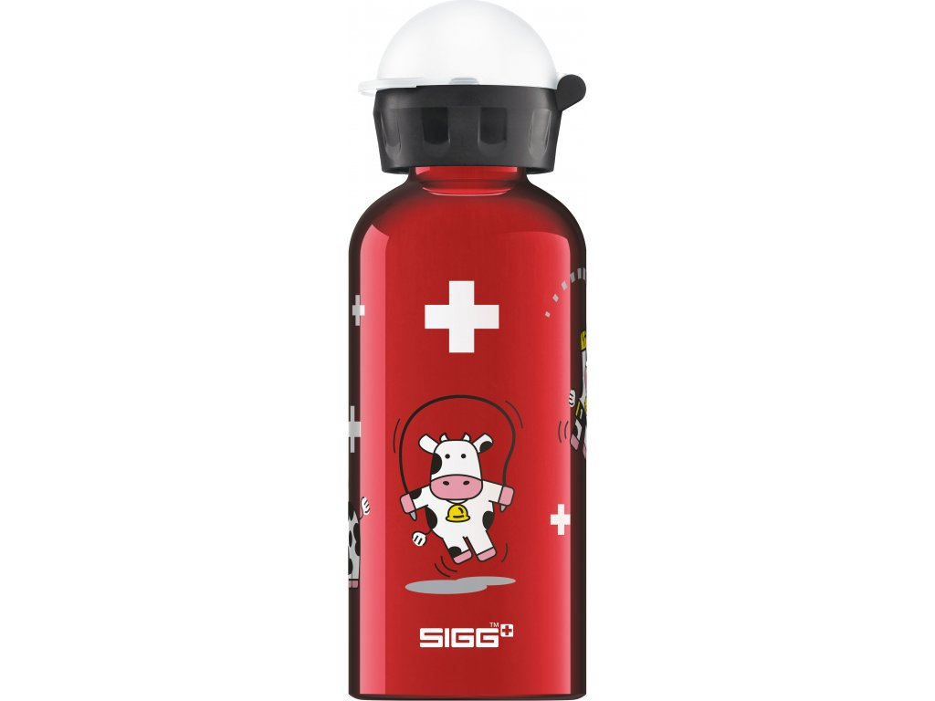 SIGG Funny Cows láhev 0,4 l