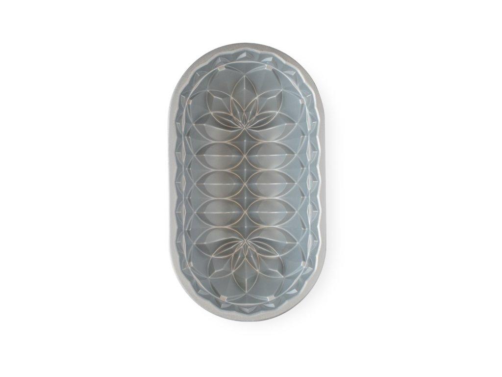 Nordic Ware forma na chlebíček Jubilee, zlatá