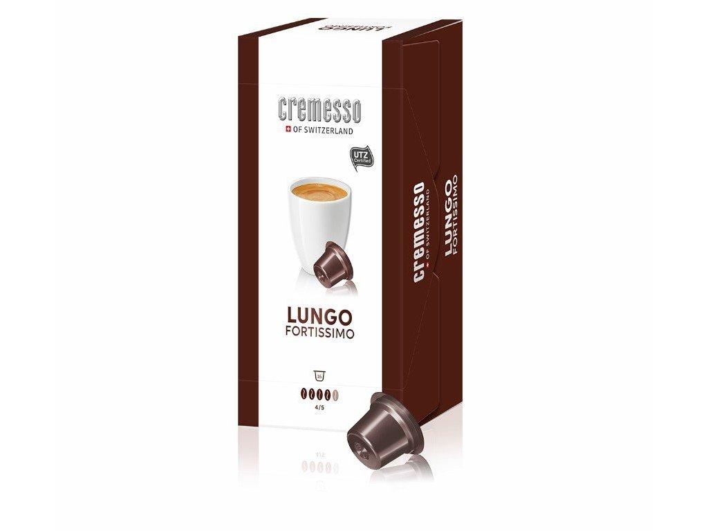 Kávové kapsle Cremesso Fortissimo 16 ks