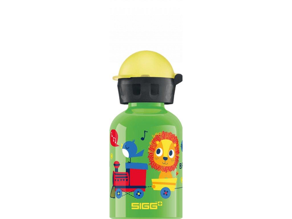 Dětská lahev SIGG Jungle Train 0,3 l