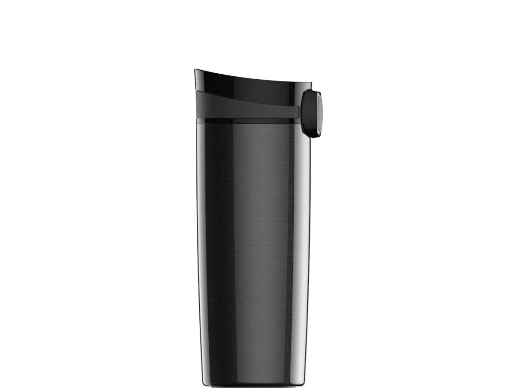 SIGG cestovní termohrnek Miracle Black 0,47 l