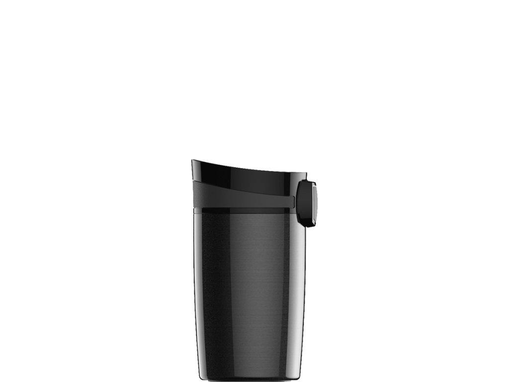 SIGG cestovní termohrnek Miracle Black 0.27 l
