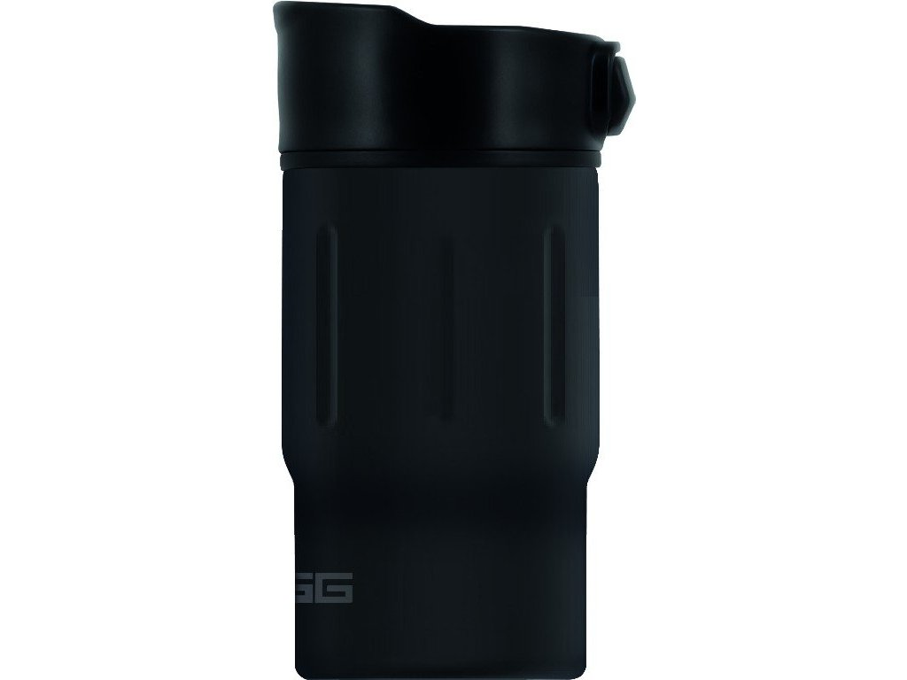 SIGG cestovní termohrnek Gemstone Obsidian 0.27 l