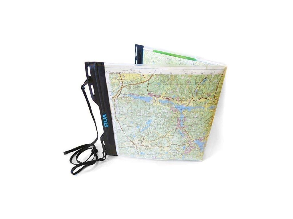 Obal SILVA Carry Dry Map M