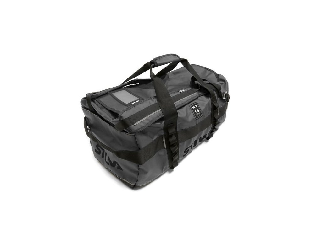 Taška SILVA 55 Duffel Bag grey