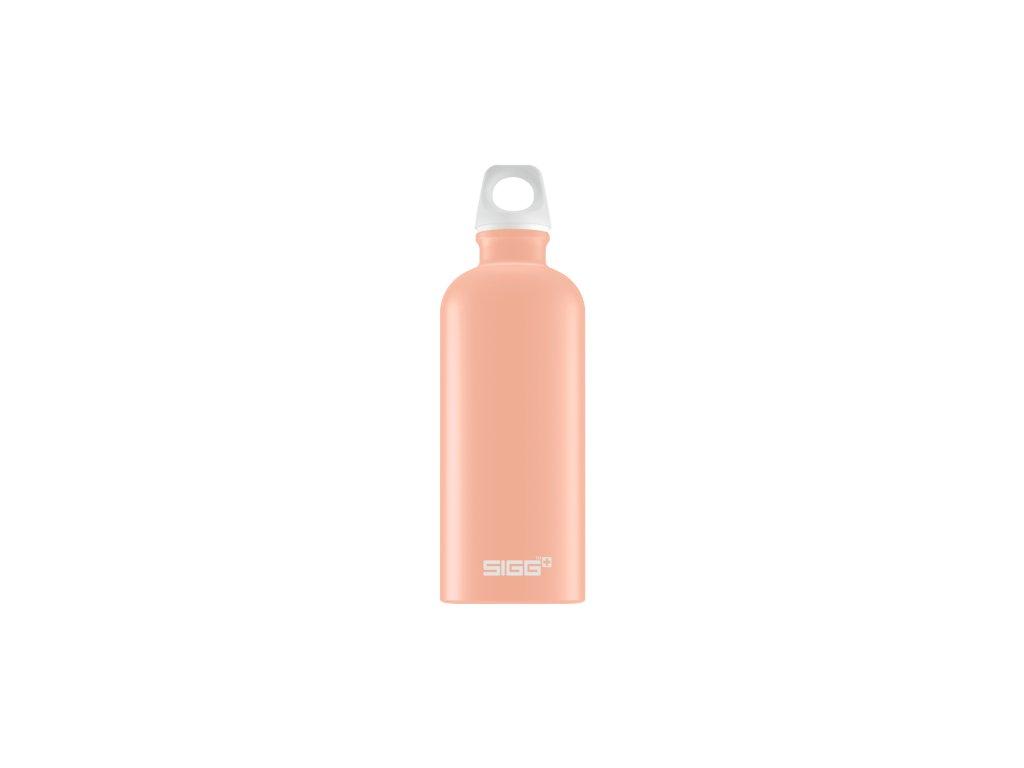 SIGG Lucid Shy Pink Touch láhev 0,6L