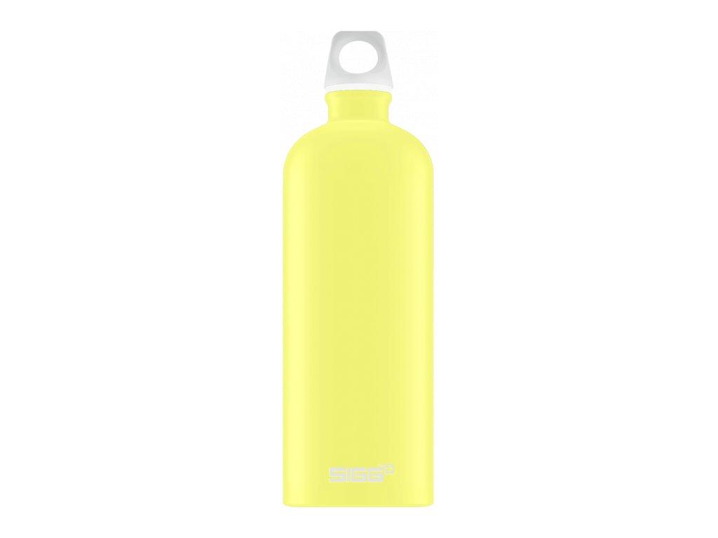 SIGG Lucid Ultra Lemon Touch láhev 1,0l
