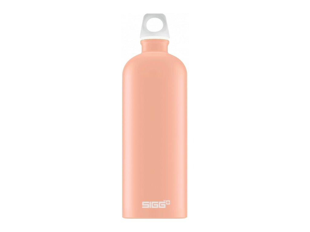 SIGG Lucid Shy Pink Touch láhev 1,0l