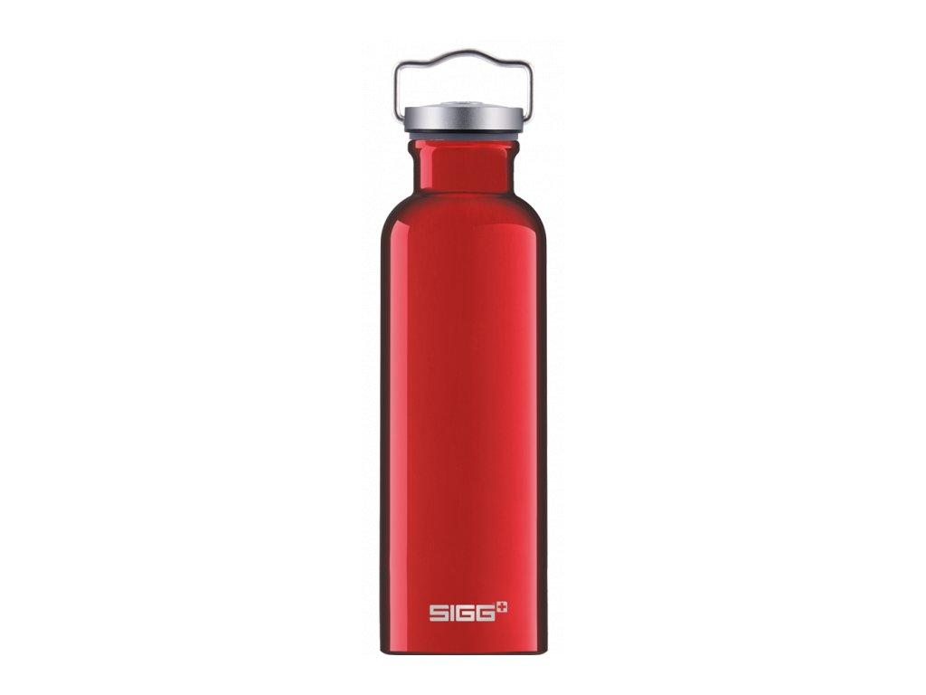 SIGG Original Red láhev 0,75l