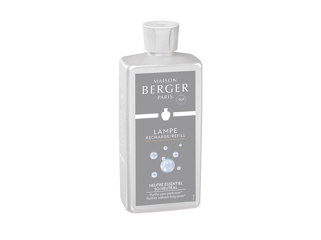 Maison Berger Paris náplň do katalytické lampy Neutrální čisticí směs, 500 ml