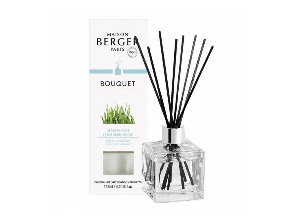 BERGER Herbe fraiche/Vůně trávy difuzér kostka 125ml