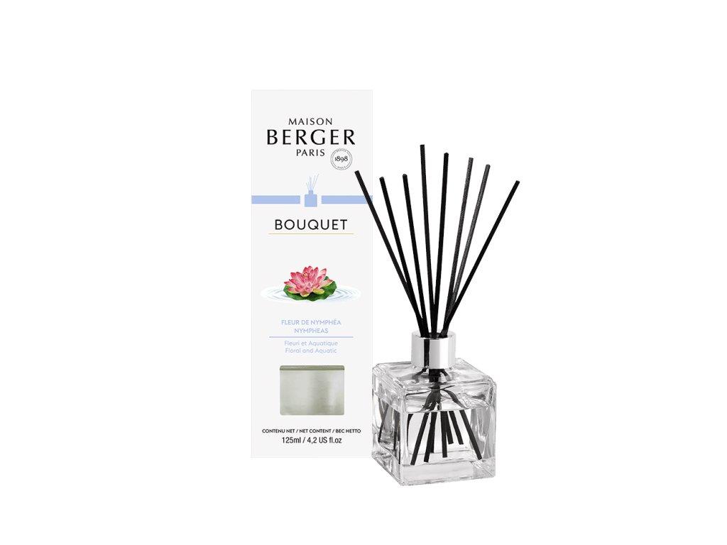 BERGER  Fleur de nymphéa / Květ leknínu difuzér kostka 125ml