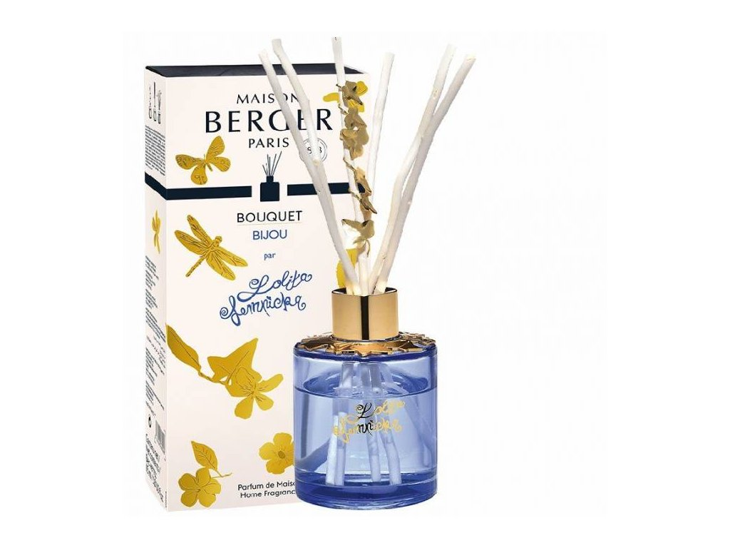 BERGER Lolita Lempicka  Bijou / modrý difuzér  115ml
