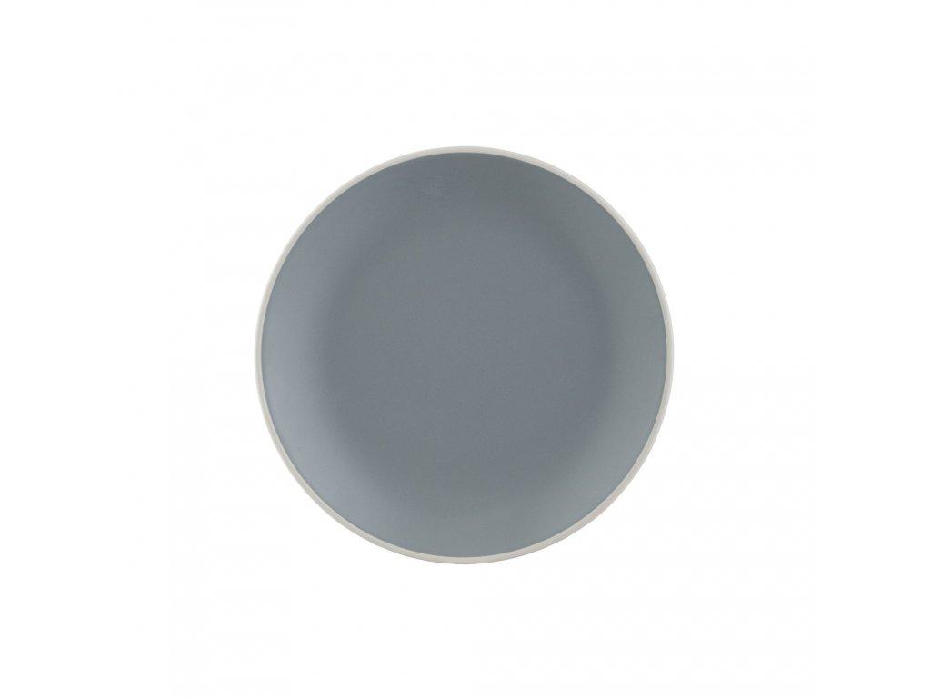 Mason Cash Classic šedý dezertní talíř, 20,5 cm