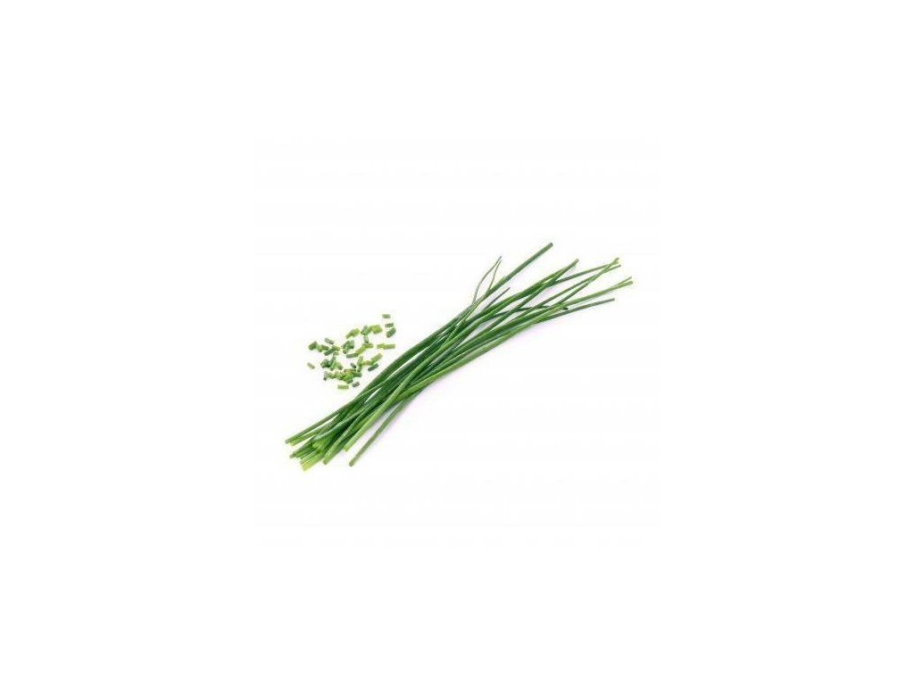 Lingot s BIO semeny pažitky pro chytré květináče Véritable