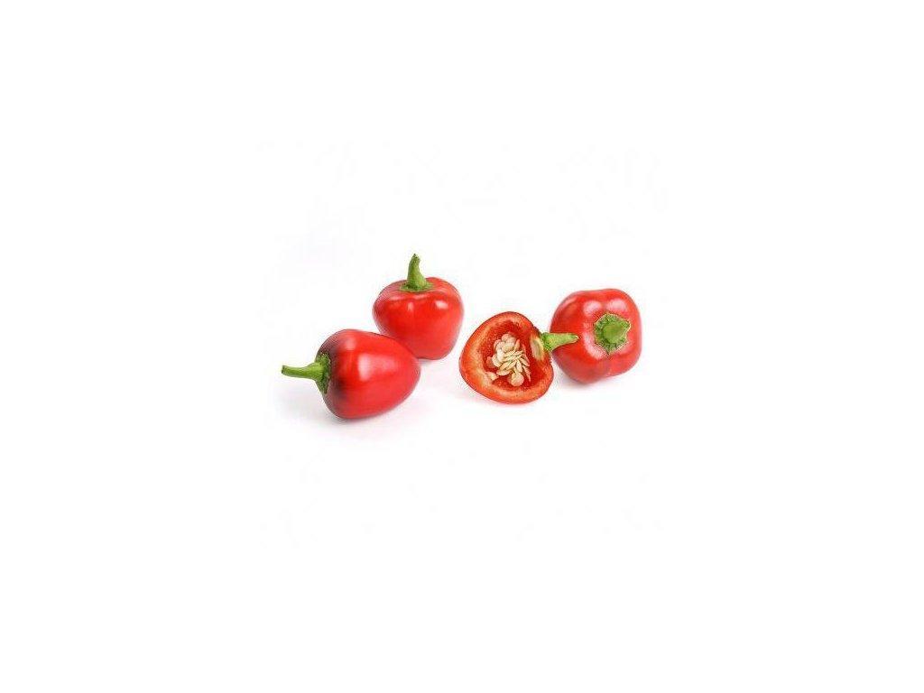 Lingot s BIO semeny mini červených paprik pro chytré květináče Véritable