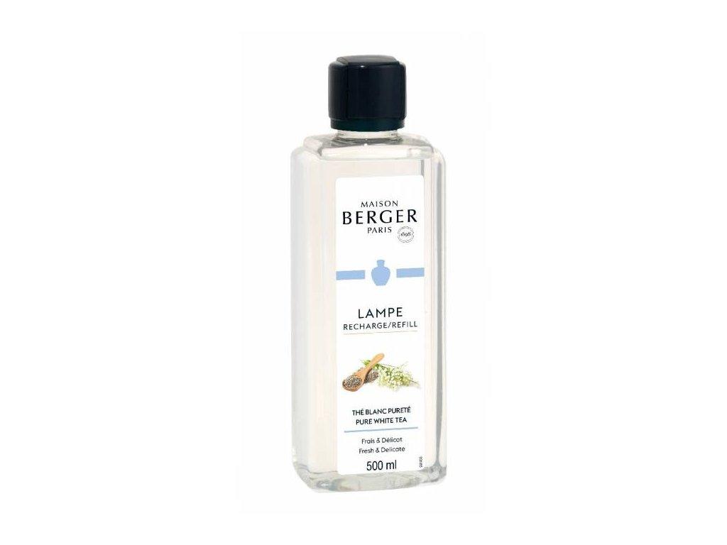 BERGER Pure White Tea / Čistý bílý čaj 500ml