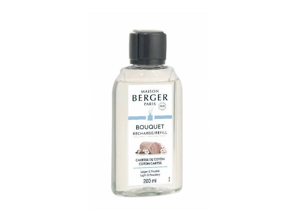 BERGER Cotton dreams / Bavlněná péče náplň 200ml