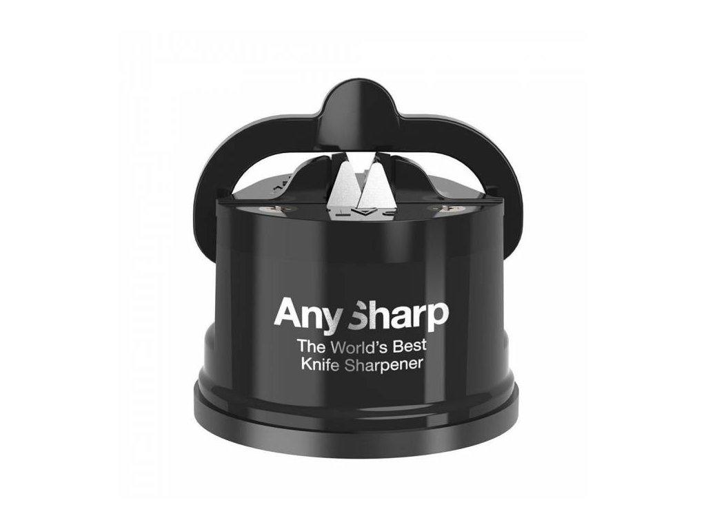 Brousek na nože AnySharp, černý