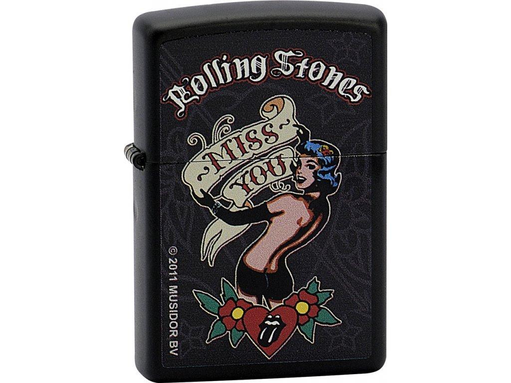 Zapalovač Zippo 26784 Rolling Stones