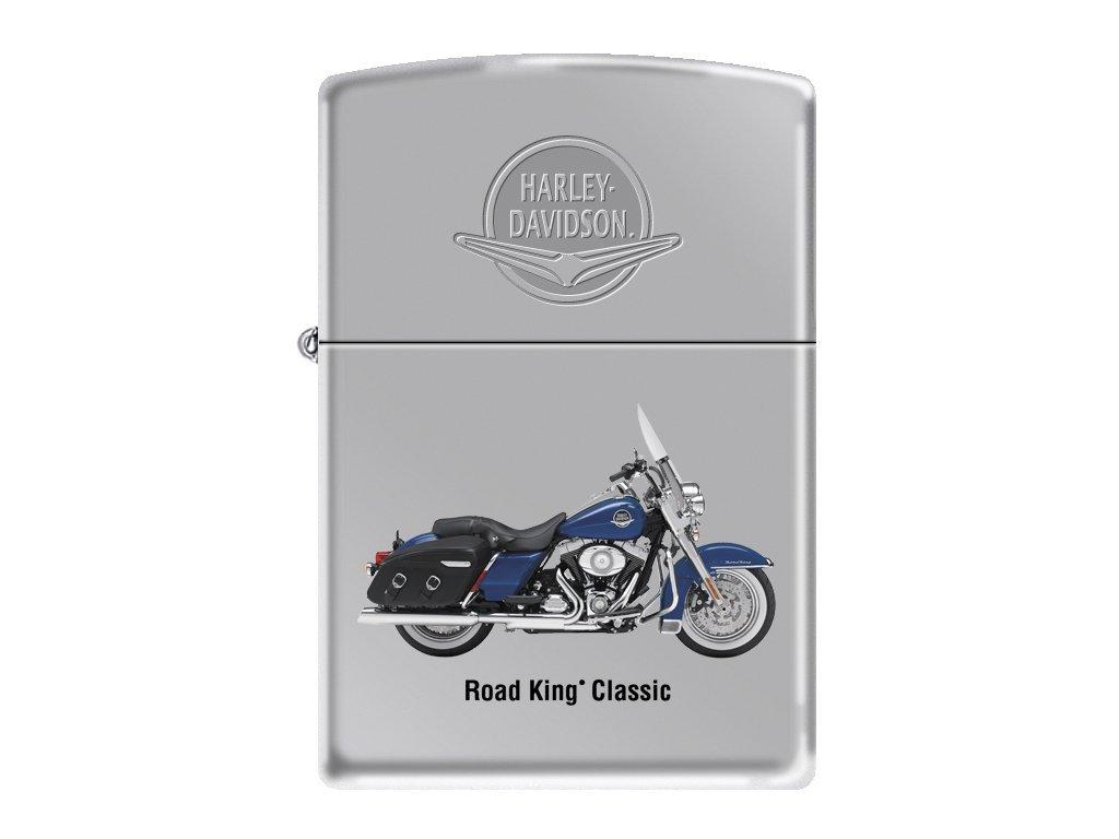 Zapalovač Zippo 22944 Harley-Davidson Road King