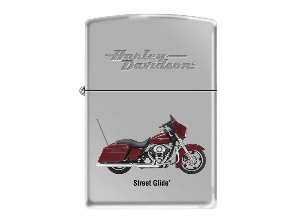 Zapalovač Zippo 22946 Harley-Davidson Street Glide