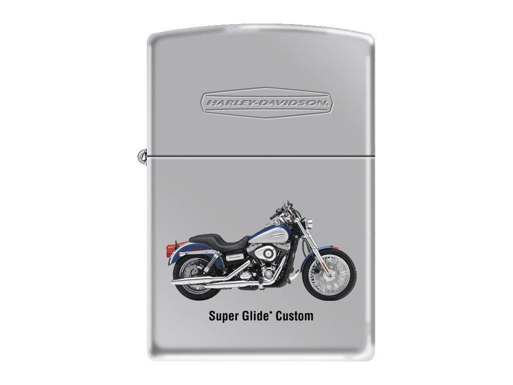 Zapalovač Zippo 22948 Harley-Davidson Dyna Super Glide