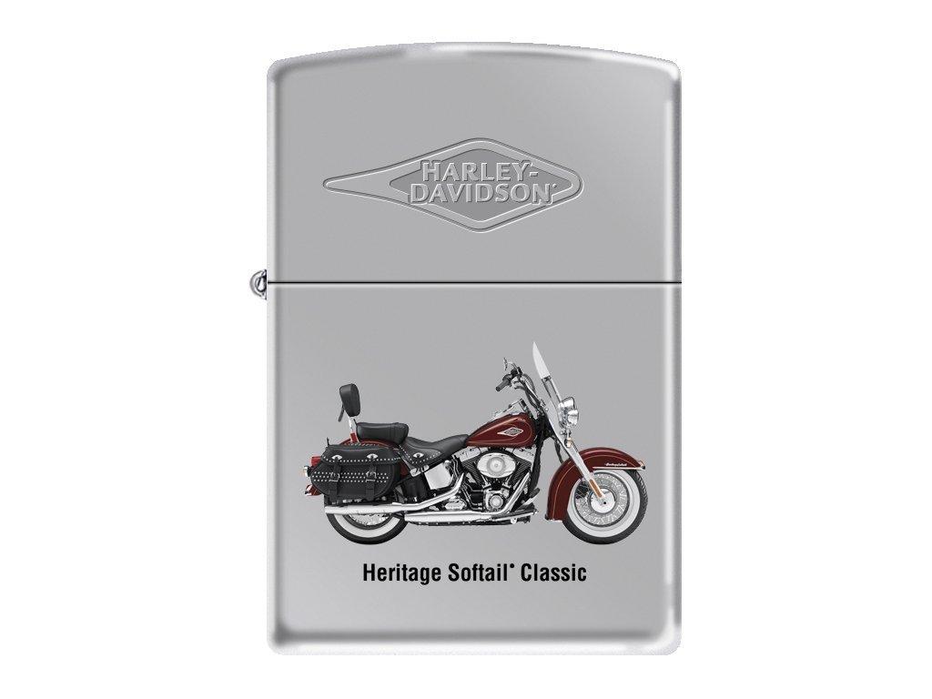 Zapalovač Zippo 22949 Harley-Davidson Heritage Softail