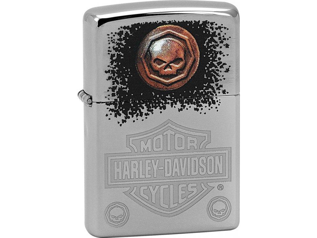 Zapalovač Zippo 22995 Harley-Davidson