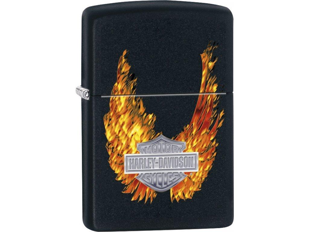 Zapalovač Zippo 26709 Harley-Davidson Wings