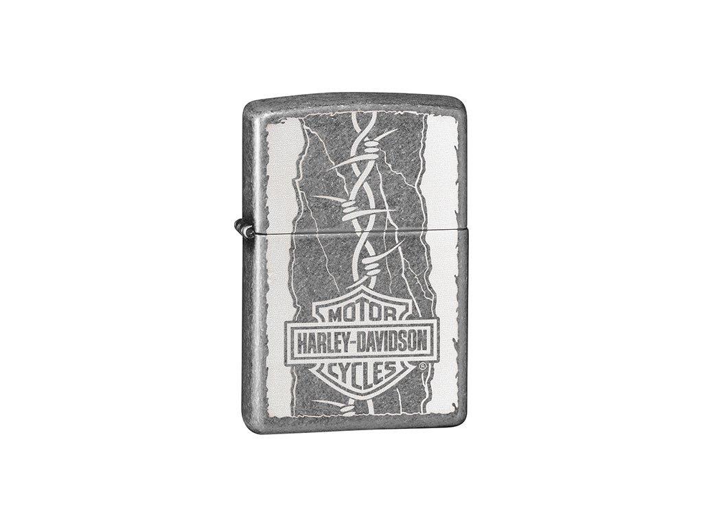 Zapalovač Zippo 27151 Harley-Davidson Barb Wire