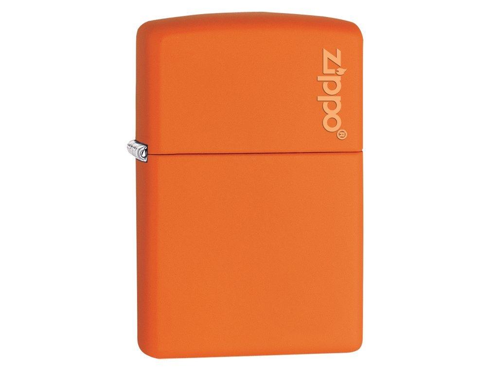 Zapalovač Zippo 26103 Orange Matte ZL