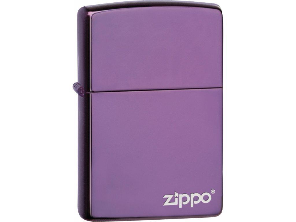 Zapalovač Zippo 26415 High Polish Purple ZL