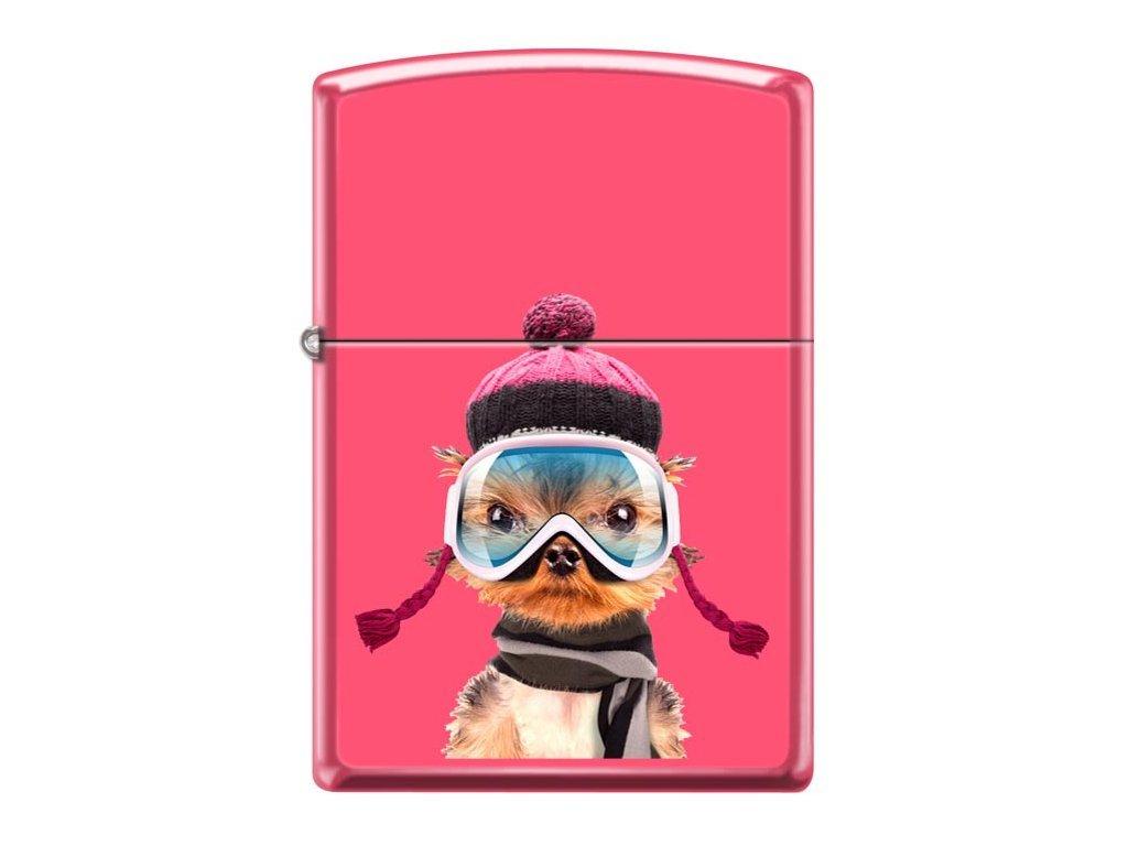 Zapalovač Zippo 26900 Ski Mask Puppy