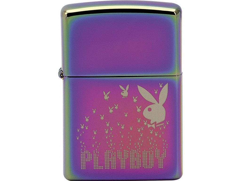 Zapalovač Zippo 26782 Playboy Floating Bunny