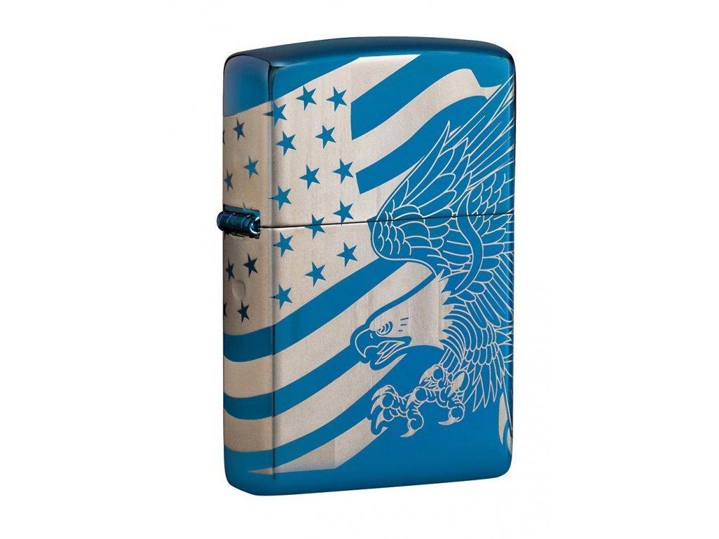 Zapalovač Zippo 26882 Patriotic Design