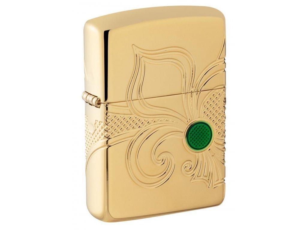Zapalovač Zippo 24203 Fleur-de-lis Design
