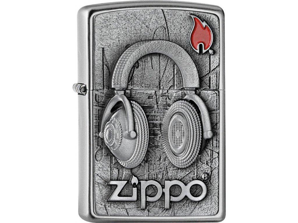 Zapalovač Zippo 20043 Headphones