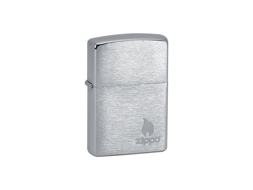 Zapalovač Zippo 21633 Logo & Flame