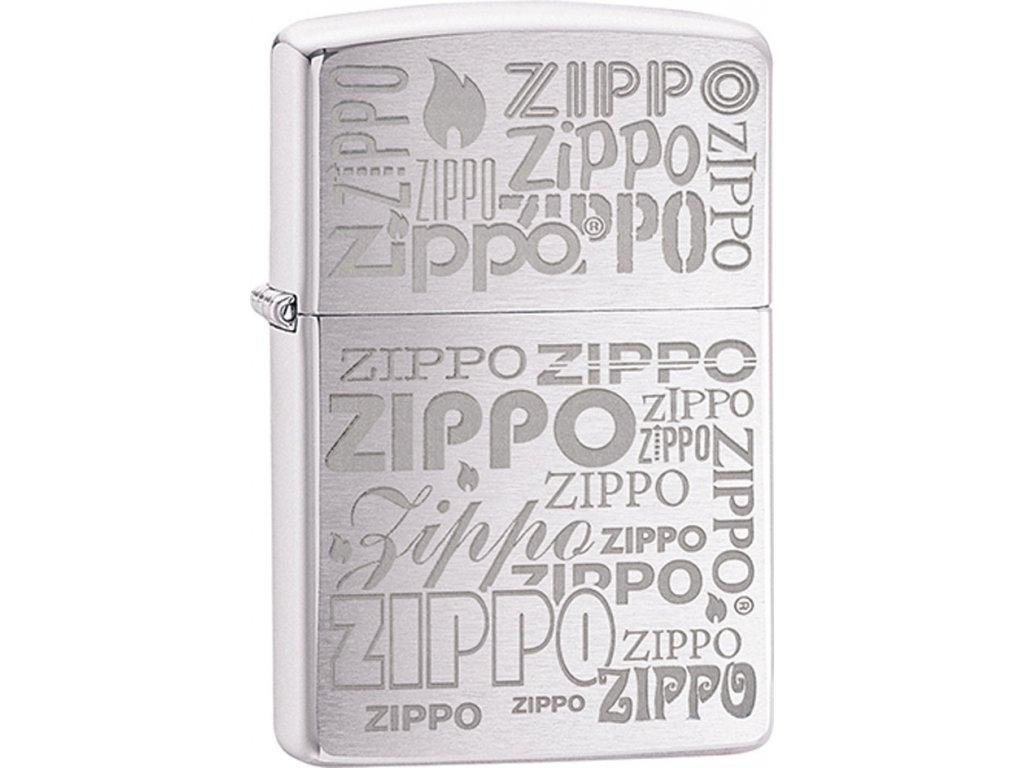 Zapalovač Zippo 21907 Zippo Logos