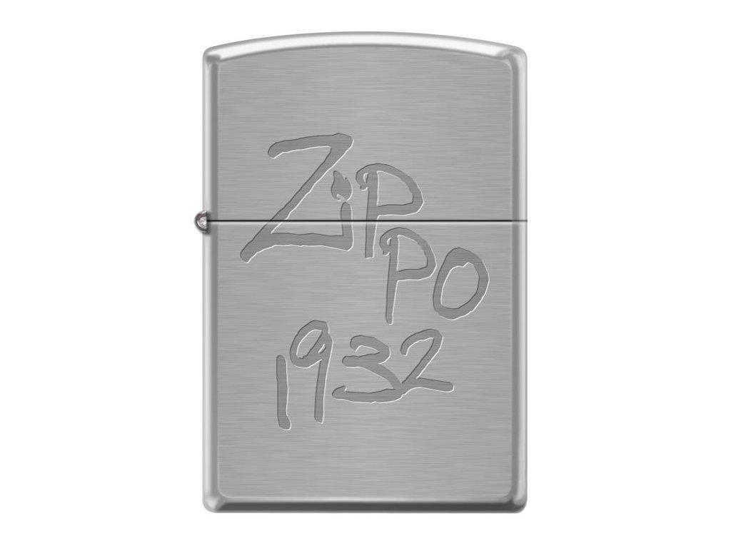 Zapalovač Zippo 21915 Scratched Look Design