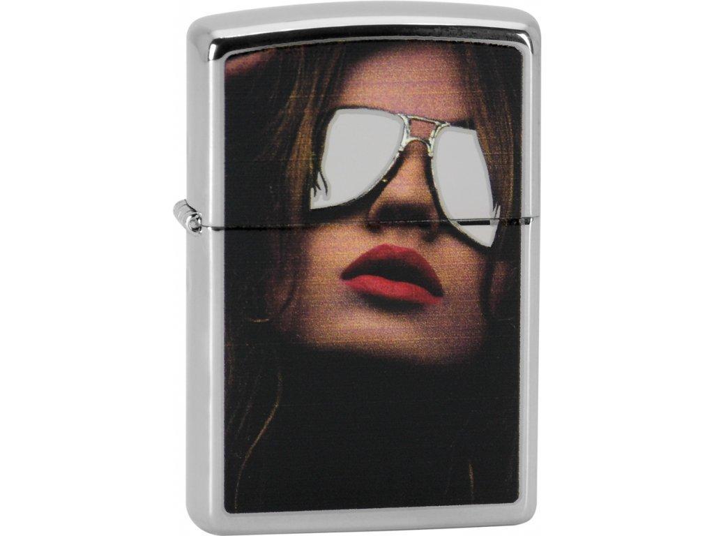 Zapalovač Zippo 22852 Cool Woman