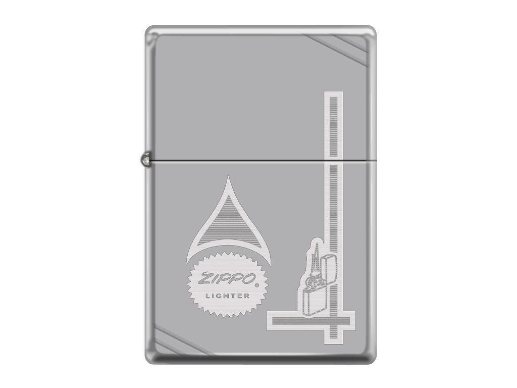Zapalovač Zippo 22968 Zippo Lighter Flame