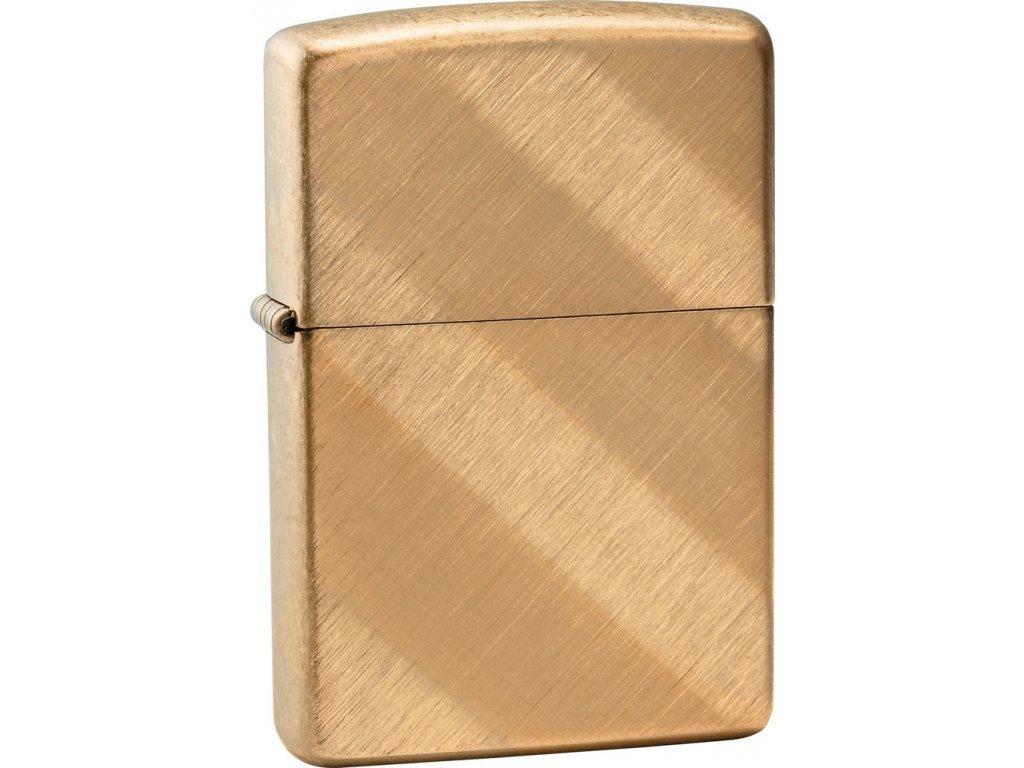 Zapalovač Zippo 23160 Diagonal Weave