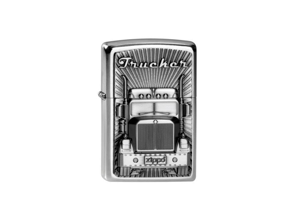 Zapalovač Zippo 25405 Trucker