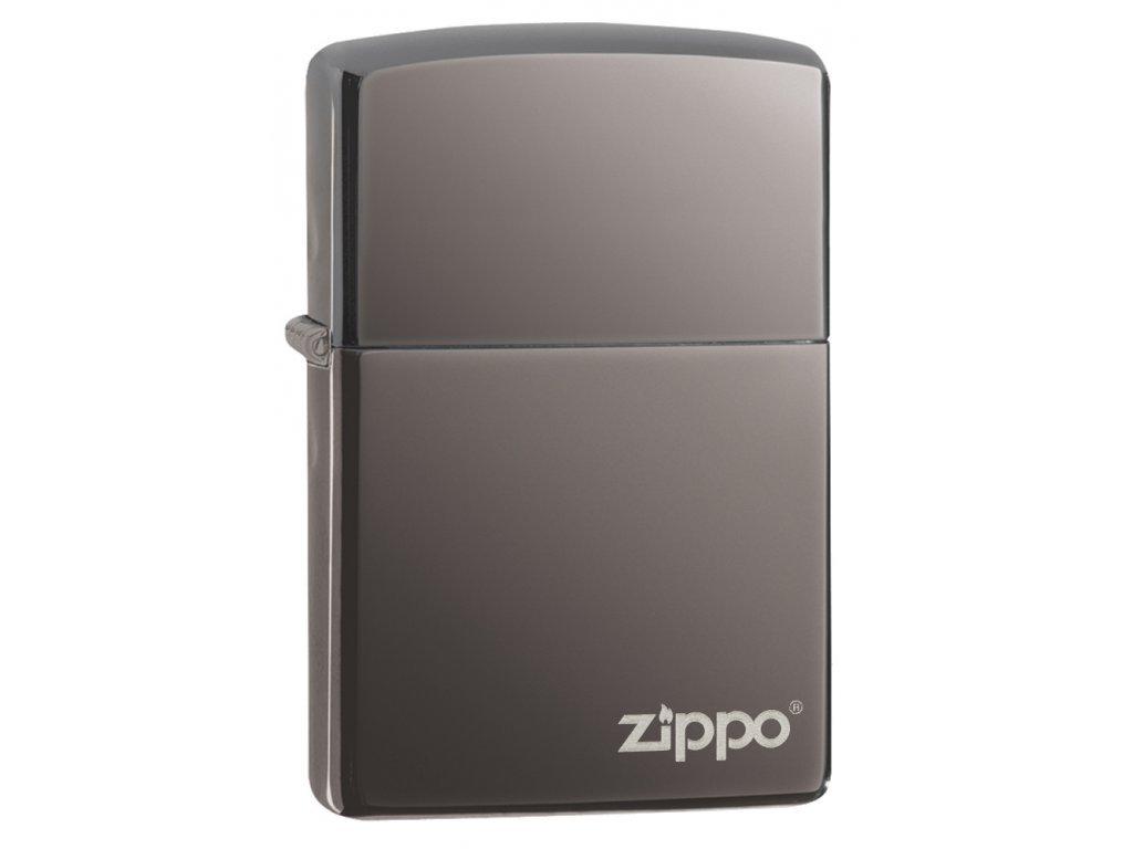 Zapalovač Zippo 25080 Black Ice ZL